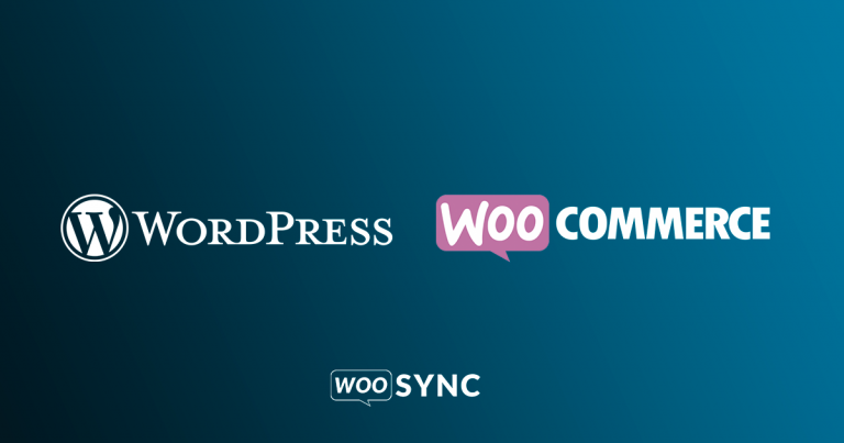 wordpress woocommerce woosync