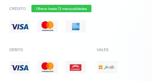 medios de pago en mercado point argentina woosync woocommerce mercado libre