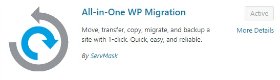 plugins para migrar wordpress a otro servidor woosync