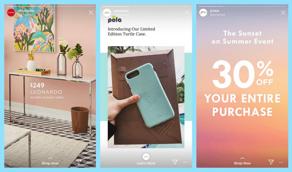 Como Vender Por Instagram Woosync Anuncios Historias