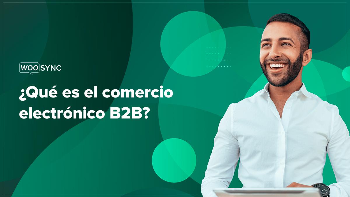 Que Es El Comercio Electronico B2b